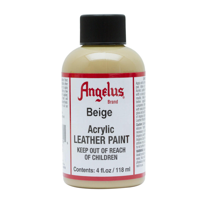 Angelus Beige Acrylic Leather Paint