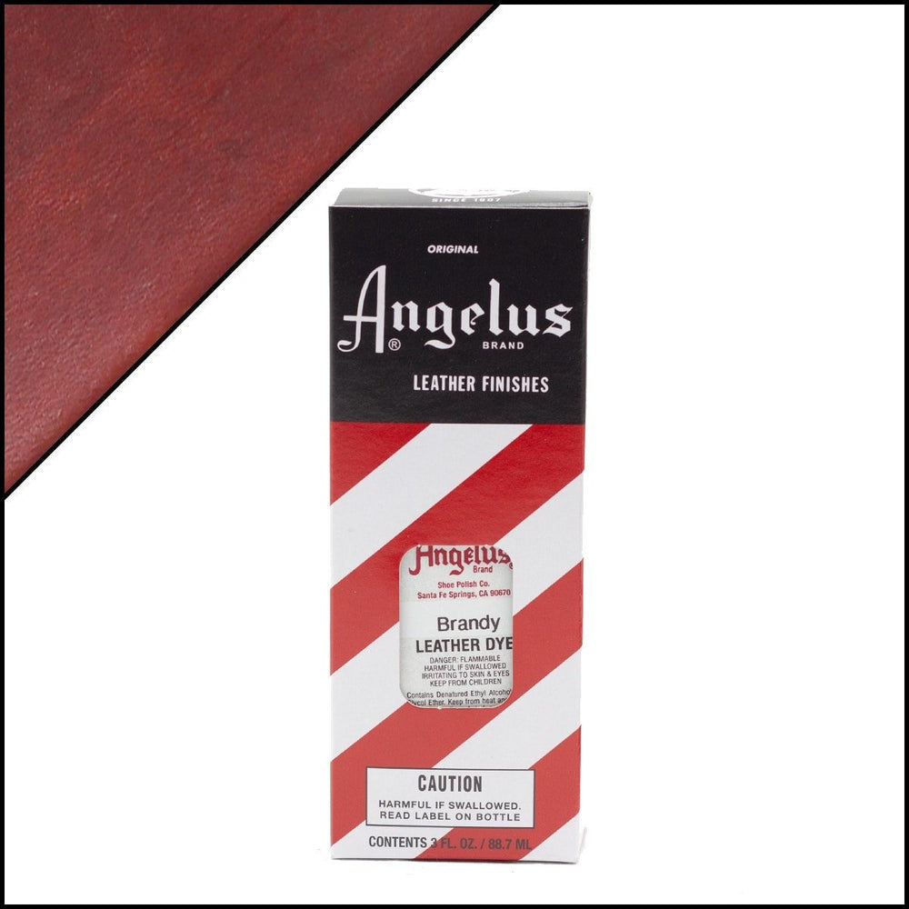 Angelus Leather Dye Brandy