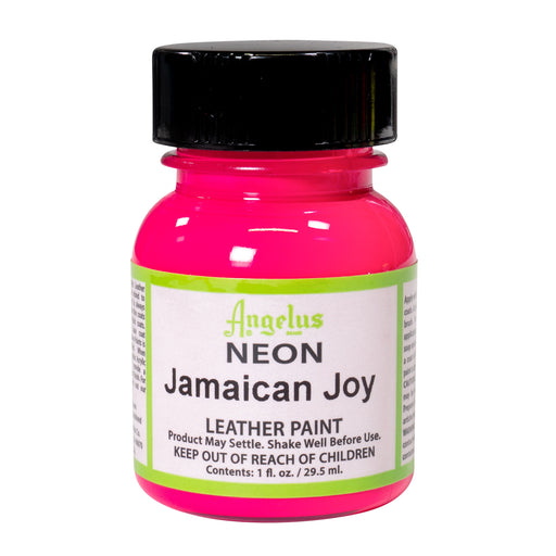 Angelus Jamaican Joy Neon Acrylic Leather Paint