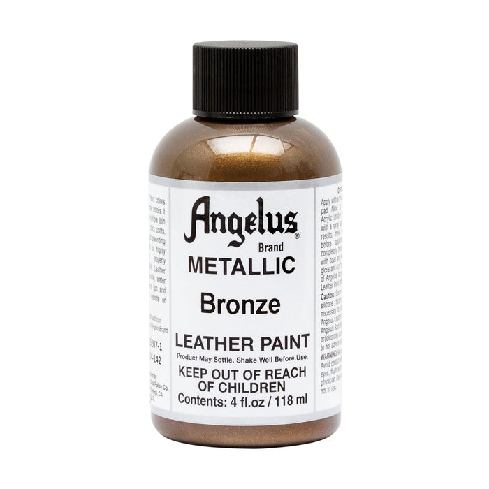 Angelus Bronze Acrylic Leather Paint