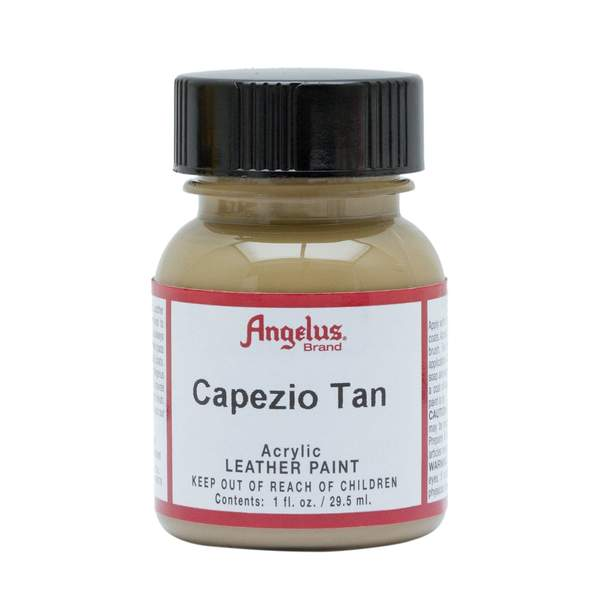 Angelus Capezio Tan Leather Paint