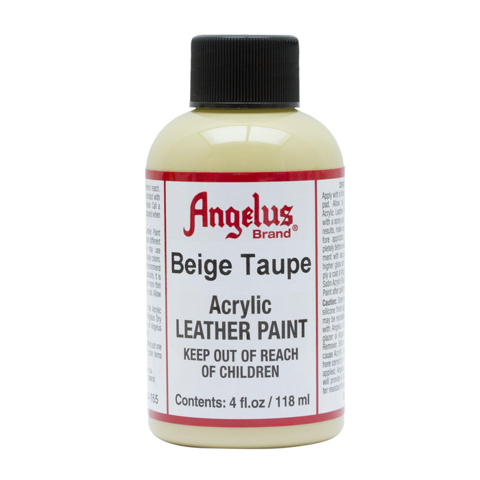 Angelus Beige Taupe Acrylic Leather Paint