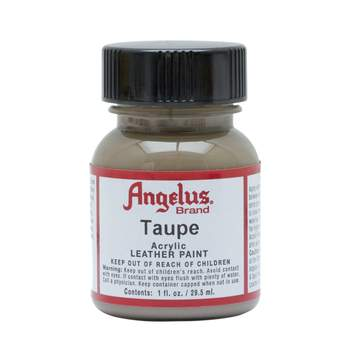 Angelus Taupe Leather Paint