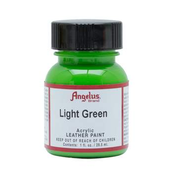 Angelus Light Green Acrylic Leather Paint