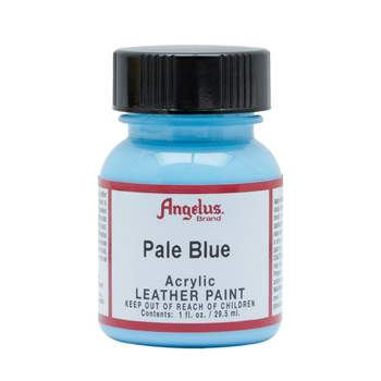 Angelus Pale Blue Acrylic Leather Paint