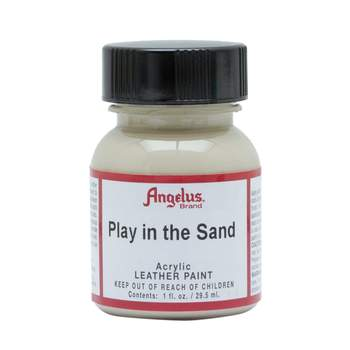 Angelus Play in The Sand Leather Paint