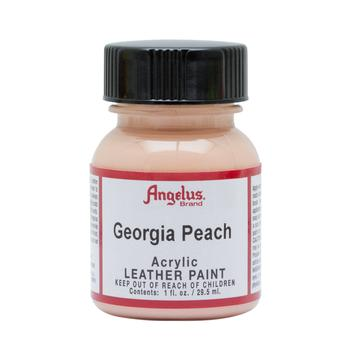 Angelus Georgia Peach Leather Paint