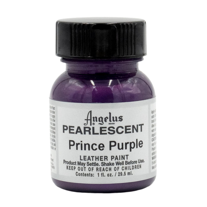 Angelus Pearlescent Leather Paint Prince Purple