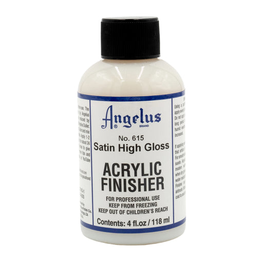 Angelus Acrylic Finisher Satin High Gloss #615