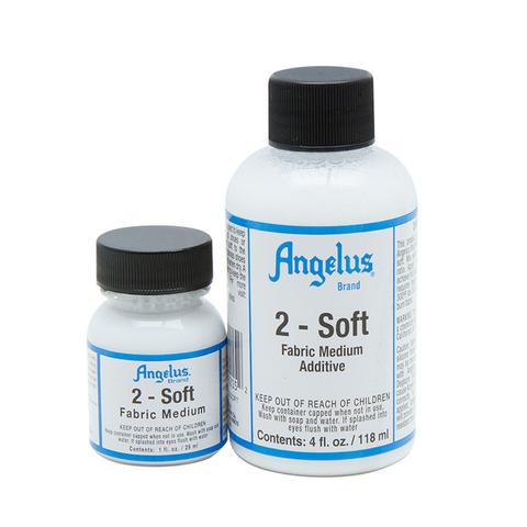 Angelus 2 - Soft Fabric Medium