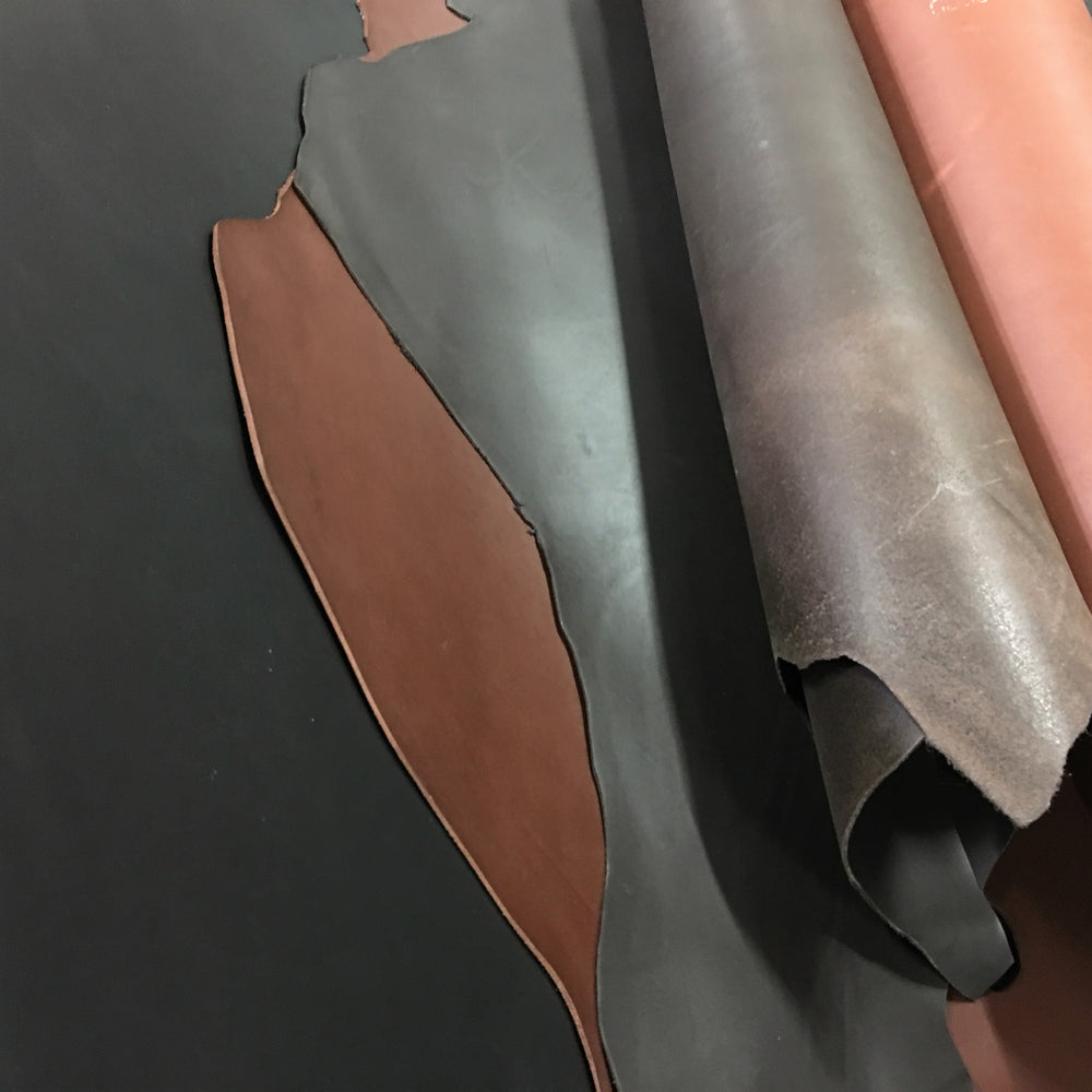 Texas Sides - Vegetable Tanned Cowhide Sides
