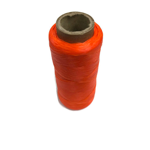 Waxed Artificial Sinew 4oz Spool