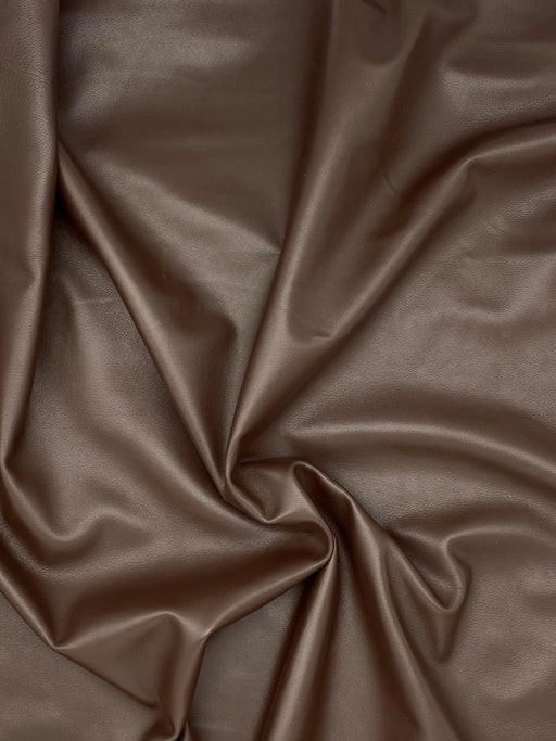 Walnut Brown Lambskin Hide 1oz-1.5oz (0.4mm-0.6mm)