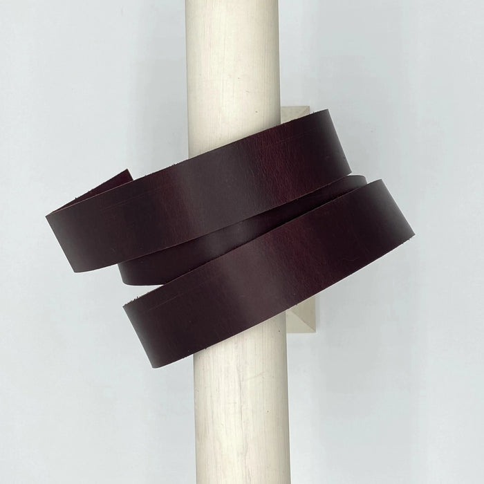 "Buffalo Leather Strip - 1 1/2"" Inch"