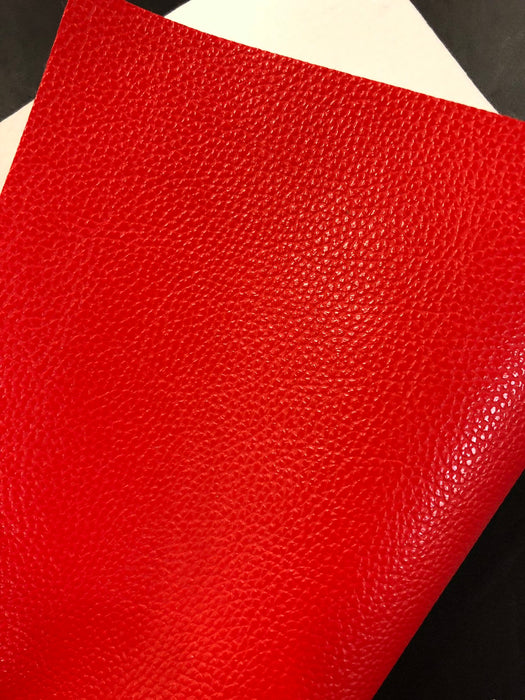 Pebble Grain Faux Leather