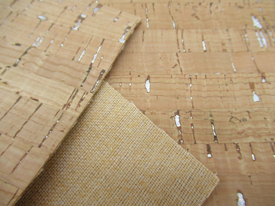 Cork Fabric Sheets