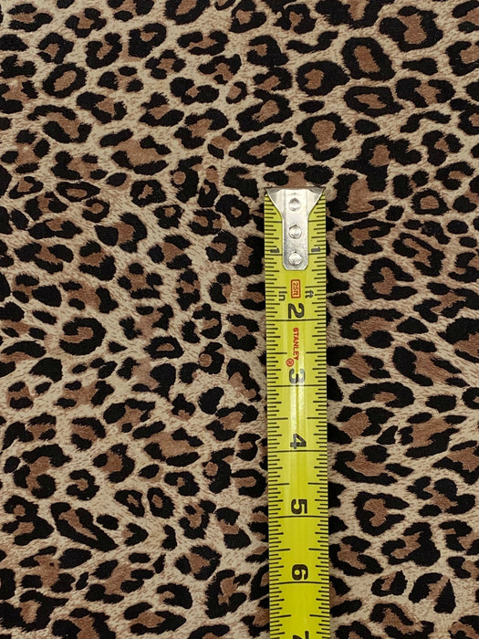 Leopard Printed Leather - 3oz (1.2mm)