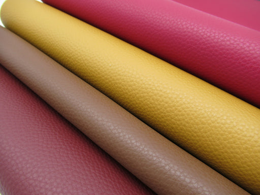 Cowhide Leather Panels - Fall Shades