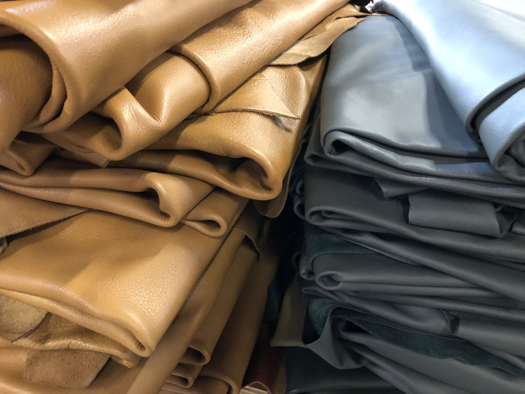 Assorted Premium Upholstery Whole Hides