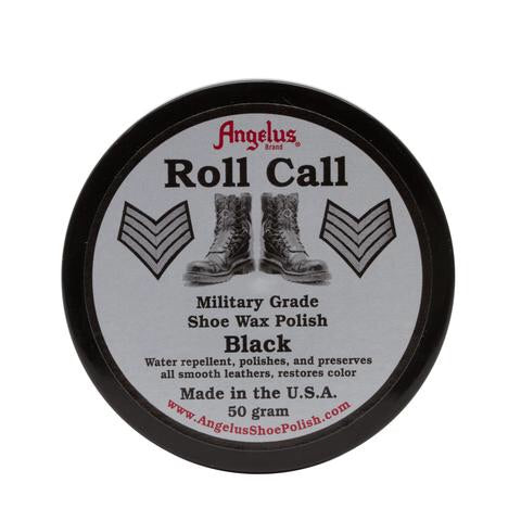Angelus Roll Call Military Grade Shoe Wax Polish