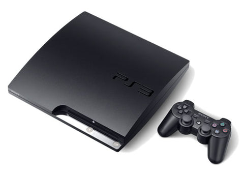 PS3 Slim Console-Used