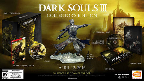 Dark Soul III Collector's Edition