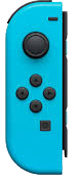 Joy Con - Left - Blue - Used