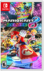 Mario Kart 8 DELUXE - Complete in Box - Used