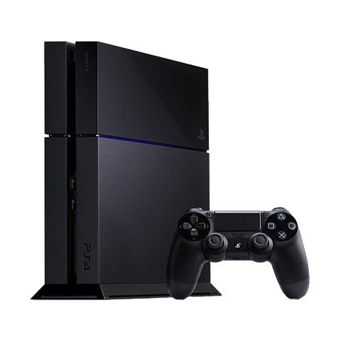 PS4 - 500 GB - Black - Used