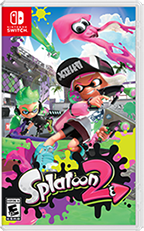 Splatoon 2 - Complete in Box - Used
