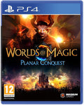 Worlds of Magic Planar Conquest (PAL)