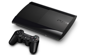 PS3 Super Slim Console-Used