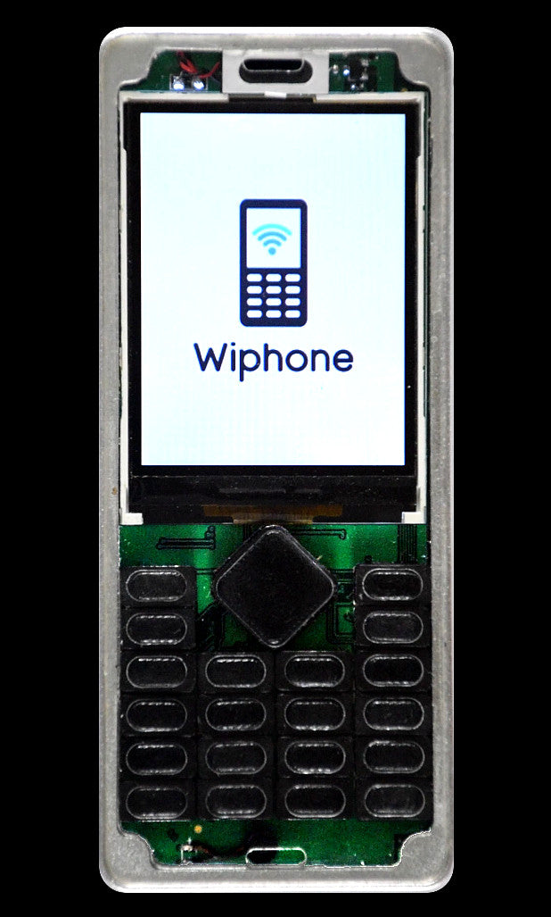 WiPhone Boot Screen
