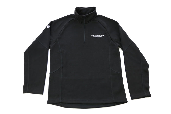 Men's Quarter Zip Fleece Jacket