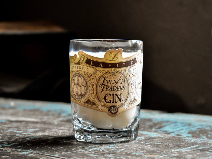 Lafite French Traders Gin Soy Candle