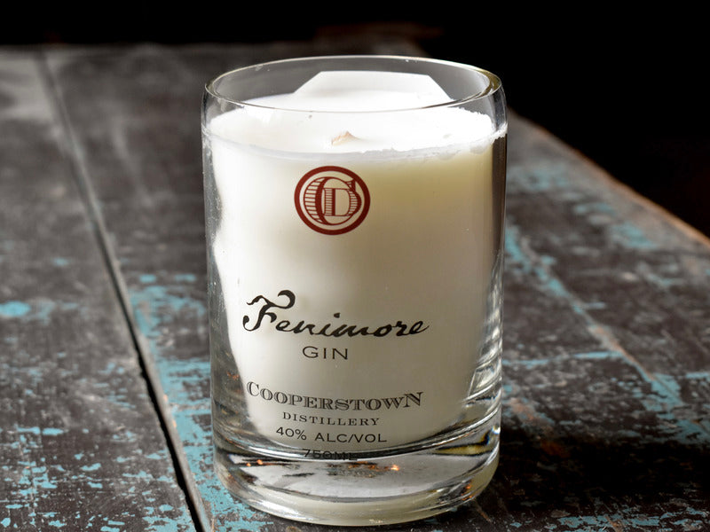 Fenimore Gin Soy Candle