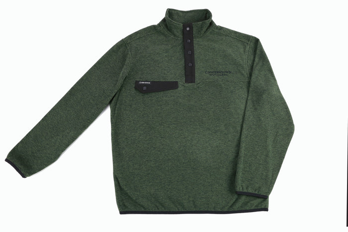 Men's Dry Duck Fleece Pullover