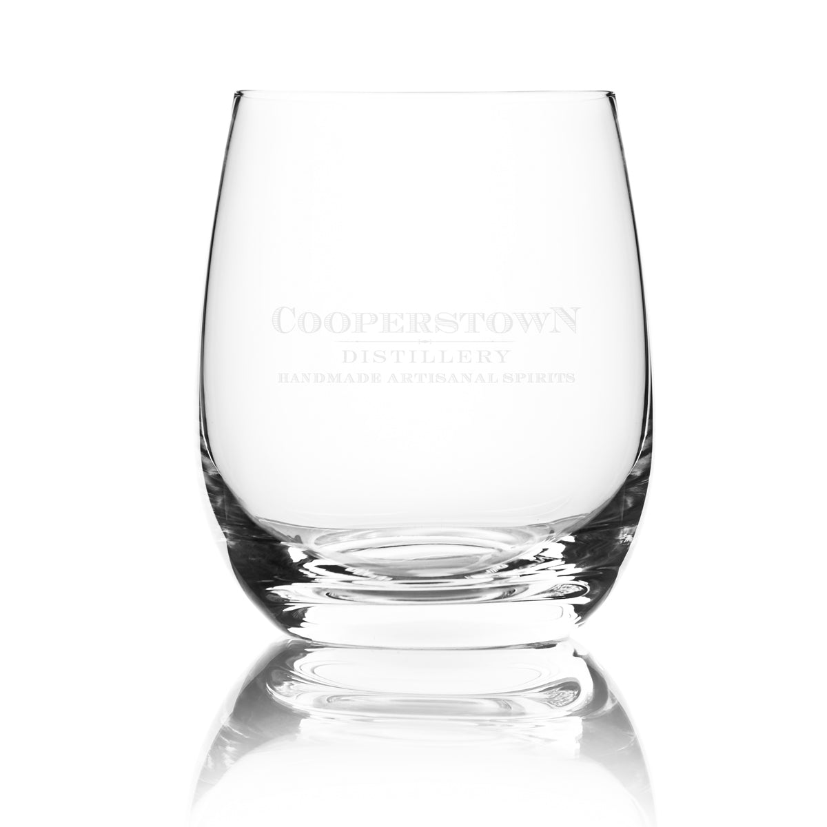 9oz Stemless Wine Glass