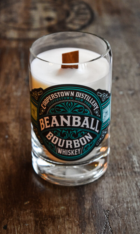 Beanball Soy Candle (New Label)