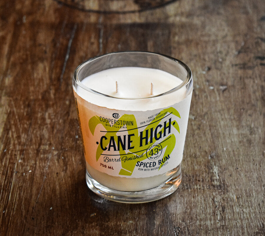 Cane High Soy Candle