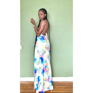 Island Vibes Maxi Dress - Gordon Sophia Collections