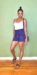 High Waist Hot Shorts - Gordon Sophia Collections