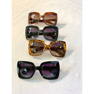 Bougie Oversize Sunglasses - Gordon Sophia Collections