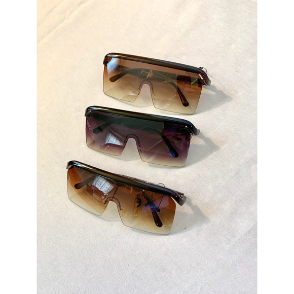 Oversize Havana Sunnies - Gordon Sophia Collections