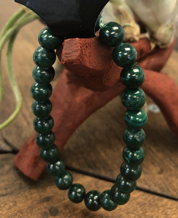 Malachite 8MM Bracelet