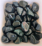 Blood Stone Tumbled Stones