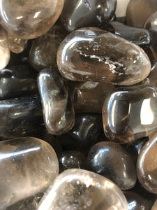 Smoky Quartz Tumbled Stones