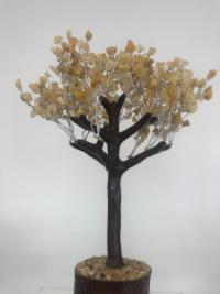 Yellow Quartz Tree