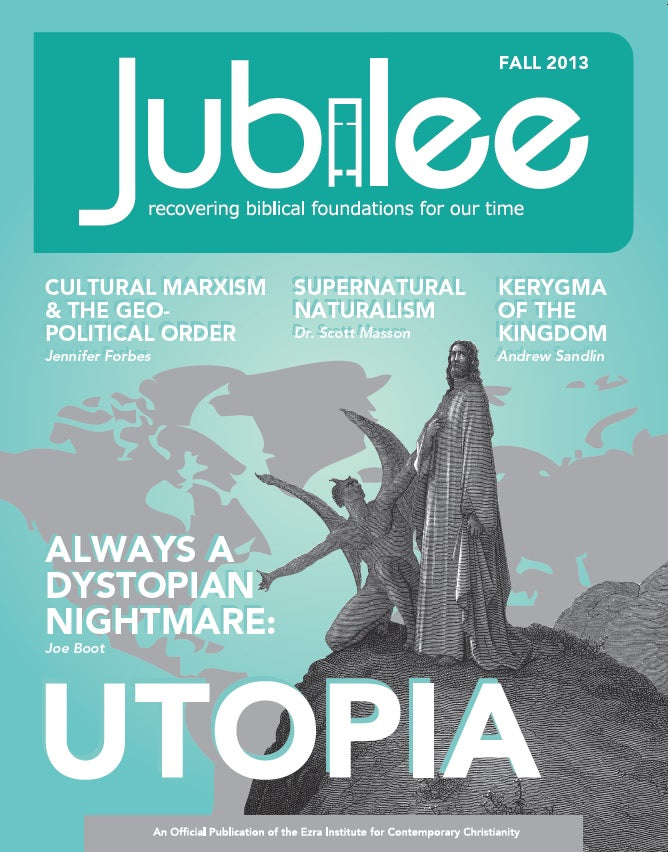 Utopia - Fall 2013 - Digital Download / Online Reader
