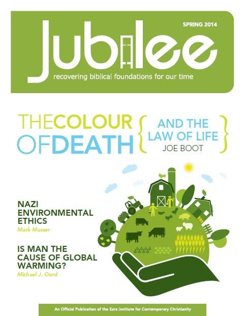 The Colour of Death and the Law of Life - Spring 2014 - Digital Download / Online Reader